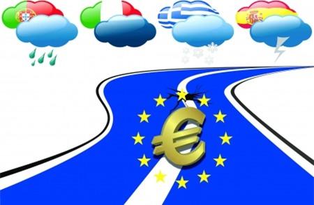 Eurozone Nhung ly do de lo ngai trong nam 2014