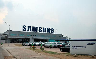 Nhà máy Samsung Electronic Bắc Ninh