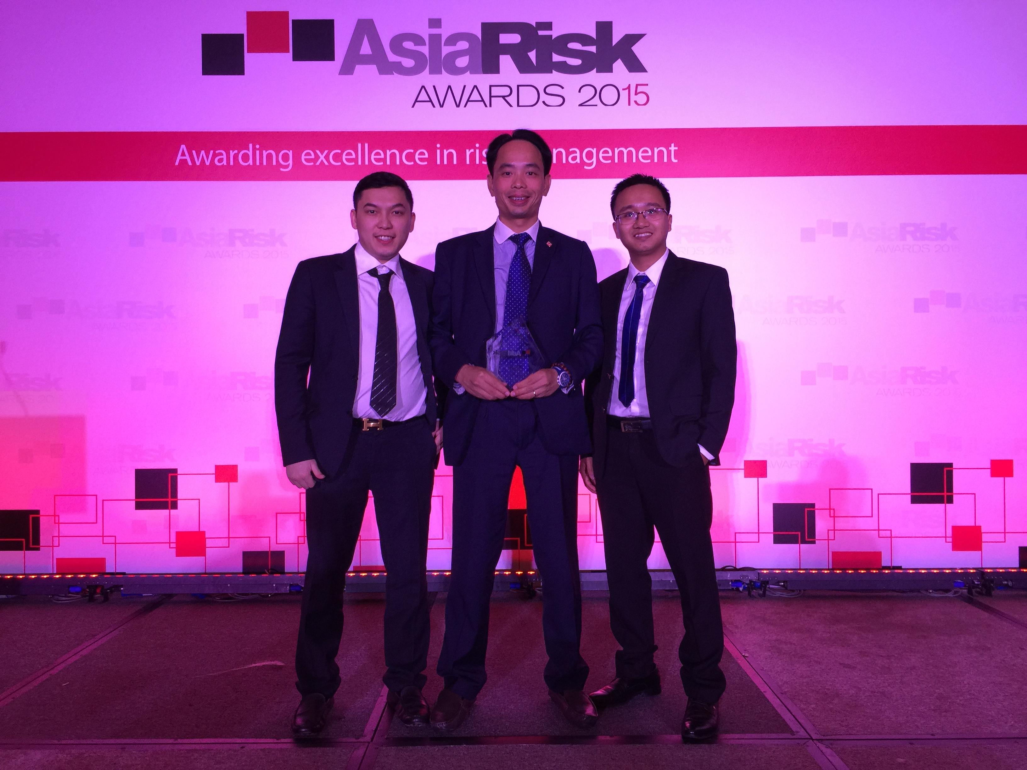 """BIDV được trao giải thưởng """"Ngân hàng xuất sắc của năm"""""""