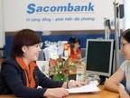 Sacombank giảm lãi mạnh trong quý I