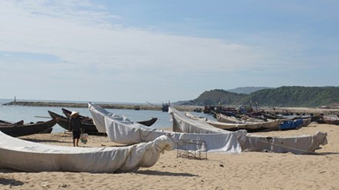Formosa Hà Tĩnh, Bộ Tài nguyên & Môi trường, ô nhiễm biển miền Trung