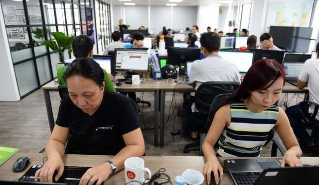 Các dự án Startup Việt Nam đang được cho là bùng nổ/Ảnh: SCMP