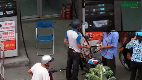Tình trạng gian lận tại các cây xăng vẫn phổ biến