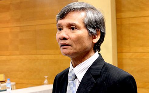 Ông Trương Văn Phước, Phó Chủ tịch UB Giám sát Tài chính Quốc gia.